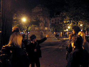 Mysteries of Paris - The Paris Ghost Tour